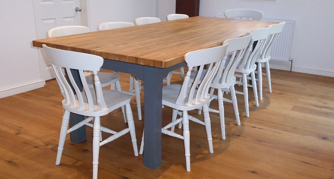 Farmhouse Table & Chairs