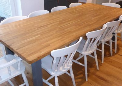 oak-table-designed-to-match-kitchen