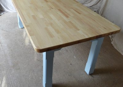 Handmade Ash-table-with-blue-legs4