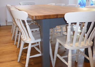 Farmhouse Tables & Chairs